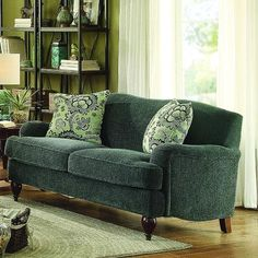 Homelegance Mc Mahon Loveseat
