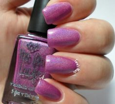 Too Fancy Lacquer - Dragonfruit Infusion - Llarowe exclusive