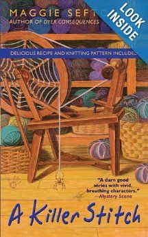 Amazon.com: A Killer Stitch (Knitting Mysteries, No. 4) (9780425222027): Maggie Sefton: Books