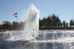 The World War II Memorial, Washington DC