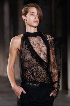 Saint Laurent Spring/Summer 2017 Ready-To-Wear Details | British Vogue