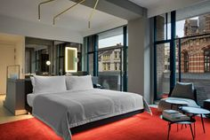 W Amsterdam Is A Five Star Hotel Located Right Off Dam Square Near The Iconic C District Book Direct With Us For Best Rates Guaranteed