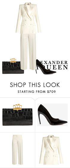"""Alexander Mcqueen"" by battistella on Polyvore featuring moda y Alexander McQueen"
