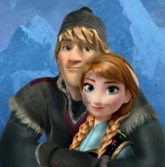 Photo of Anna and Kristoff for fans of Anna and Kristoff. Frozen (2013)