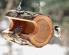 Really Cool Feeder (the birds love it too!)