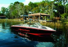 Mastercraft Prostar 214 @Denise Ricks Daddy's dream boat...but Red! I WANT THIS #skiing