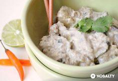Thai curry padlizsánnal és édesburgonyával   NOSALTY Curry, Potato Salad, Oatmeal, Meals, Cooking, Breakfast, Ethnic Recipes, Food, Cook Books