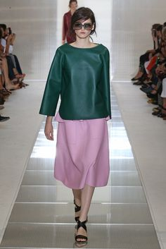 Spring 2013 Trend: Broad Almighty  (Marni RTW Spring 2013)
