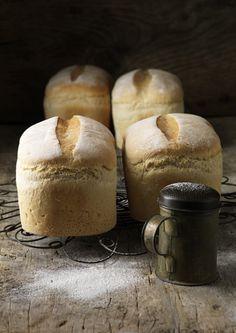 Só onthou ek Suid-Afrika | Broodjie by Braaivleis  500ml                 karringmelk (2 koppies) 1                         pakkie groentesop (69g) 500g                  bruismeel 1                         eetlepel olie                            sout                            gerasperde kaas                            paprika                            pietersielie Meng droë bestanddele, maak aan met karringmelk en olie. Plaas in broodpan. Strooi paprika, pietersielie en kaas bo-oor. Bak teen