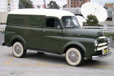 panel trucks - Bing images