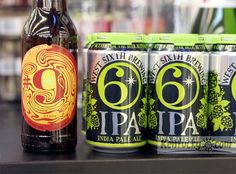 Magic Hat 9 sues West Sixth brewing over logo. This is a fail in that Magic Hat seems like they're just being a bully.