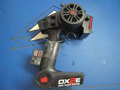 Spektrum DX2E 2.4ghz radio control and receiver