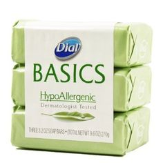 Dollar Tree: FREE Dial Basics Bar Soap 3-packs with printable coupon! - http://www.couponaholic.net/2015/08/dollar-tree-free-dial-basics-bar-soap-3-packs-with-printable-coupon/