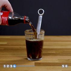 6 uses for cola in the home - In the video you will learn why the famous lemona. 6 uses for cola in the home - In the video you will learn why the famous lemonade can be incredibly practical. Crafts For Teens To Make, Crafts To Sell, Dollar Store Crafts, Dollar Stores, House Cleaning Tips, Cleaning Hacks, Lifehacks, Summer Drink Recipes, Summer Drinks