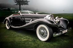Mercedes-Benz Spezial Roadster by Auto-Focused on Royce, Most Expensive Car Ever, Expensive Cars, Retro Cars, Vintage Cars, Antique Cars, Mercedes Classic Cars, Automobile, Roadster
