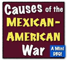 mexican american war essay Mexican american war dbq essay outline guide that is written by leonie moench can be reviewed or downloaded in the form of word, ppt, pdf, kindle, rar.