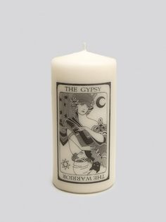 Burke & Hare Co. x Gypsy Warrior Candle - Gypsy Warrior