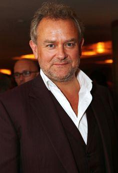 Hugh Bonneville attends the Downton Abbey wrap party
