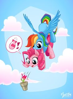 Pinkie Bomber by mysticalpha.deviantart.com on @DeviantArt