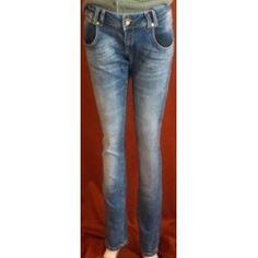Ichi dámské džíny modré 30