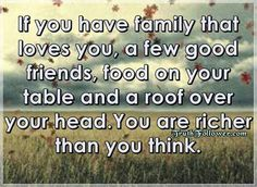 Richer than you think