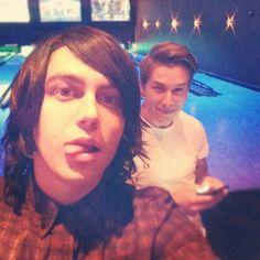 Kellin and Justin