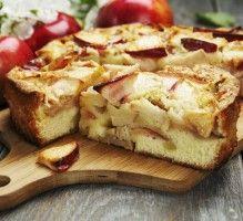 Recette - Gâteau pépère aux pommes - Proposée par 750 grammes
