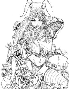 Grimm Fairy Tales Adult Coloring Book: Jamie Tyndall, Various: 9781942275244: Amazon.com: Books
