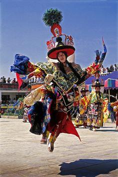 Photographies - Népal - Matthieu Ricard - Moine - Danseur - Monastère - Shechen - Monk - Monastery - Dancer