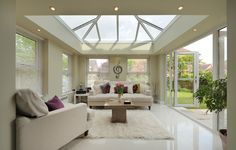 Traditional Orangery | Classic Atrium Orangeries from Clearview