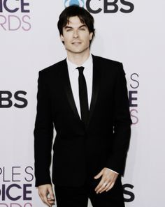 Ian Somerhalder at the PCA's 2013