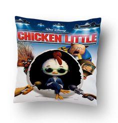 Chicken Little Pillow Cover