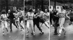 Kathrine Switzer made a statement at the 1967 Boston Marathon. She continues that tradition today with her 261 Fearless brand.