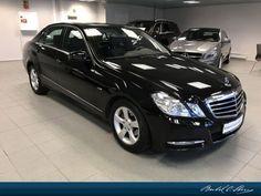 FINN – Mercedes-Benz E-Klasse, 'webasto', fra 2004, Sedan, Bil