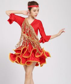 4c5661283569 25 Best Girls Dance Wear images | Girls dancewear, Latin dance ...