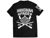 NJPW New Japan Pro Wrestling Hangman Page Bullet Club T-shirt ROH Ring Of Honor
