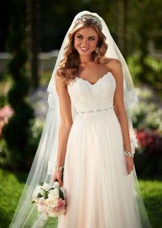 Stella York 6025 trouwjurk Fem Weddingshop Bruidsmode