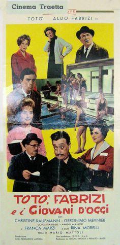 cover maniak!: Totò, Fabrizi e i giovani d'oggi (1960)