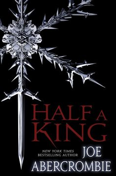 If I ever feel like reading fantasy again. Probably just take a look at #2 on the list.13 fantasy books to read in 2014. Half A King by Joe Abercrombie.