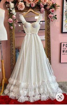 Dream Wedding Dresses, Boho Wedding Dress, Bridal Dresses, Wedding Gowns, Flower Girl Dresses, Prom Dresses, Formal Dresses, Girls Dresses, Civil Wedding