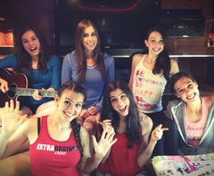How good do our Cimorelli friends look in their LJ?! xx