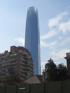 SANTIAGO   Costanera Center   300m   984ft   64 fl   Com - Page 141…