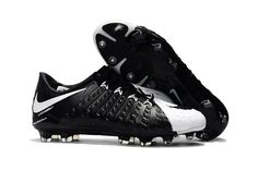 896f20f7fbd Nike Hypervenom Phantom Premium III FG Low Black/White soccer cleats