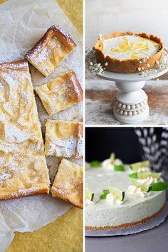 Raikkaat juustokakut maistuvat sitruksille, marjoille ja mangolle. Kokosimme 12 toinen toistaan herkullisempaa reseptiä. Täydellisiä vaihtoehtoja keväisiin juhliin! #meilläkotonafi #meilläkotona #juustokakku #juustokakut Camembert Cheese, Mango, Dairy, Food, Manga, Essen, Meals, Yemek, Eten