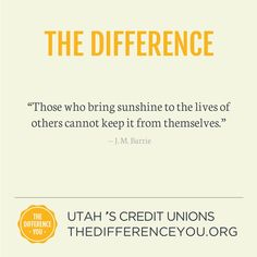 the credit union difference