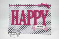 Stampin Utopia Bestel Stampin' Up! Hier. Letters for You Birthday card