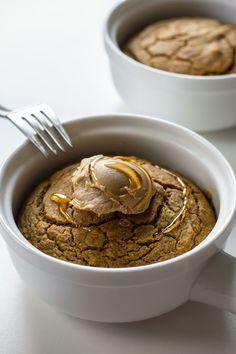 pumpkin buckwheat bake | www.edibleperspective.com