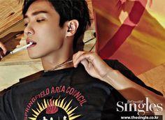 Lee Joon - Singles Magazine September Issue '16