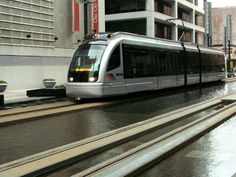 light rail houston