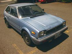 1983 Honda Civic.  Looks like my first car :)